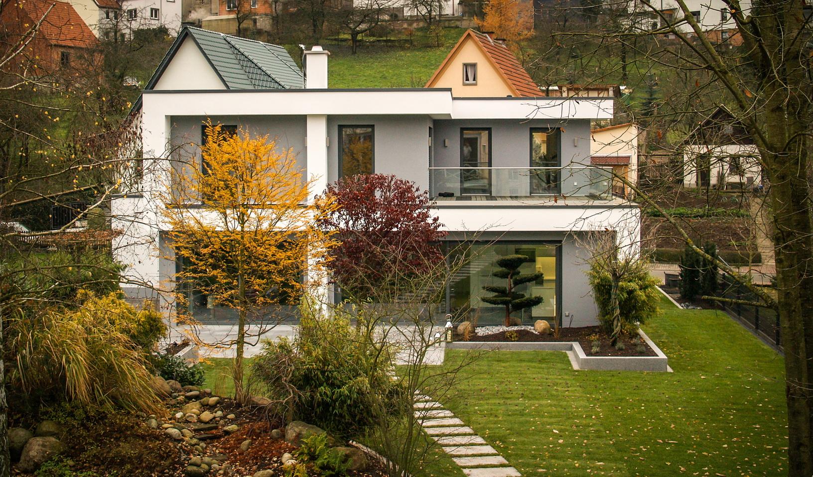 neubau einfamilienhaus peterseim fertiggestellt egn. Black Bedroom Furniture Sets. Home Design Ideas