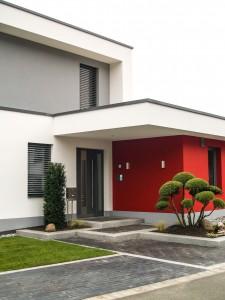 neubau einfamilienhaus peterseim fertiggestellt egn architekten und ingenieure. Black Bedroom Furniture Sets. Home Design Ideas
