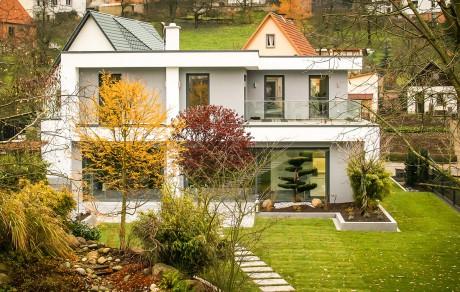 Ansicht aussen 01 | Projekt ph | egn-Architekten Jena