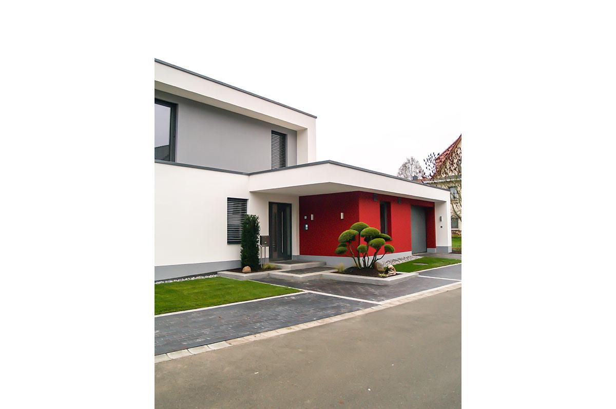ansicht aussen 03 projekt ph egn architekten jena. Black Bedroom Furniture Sets. Home Design Ideas