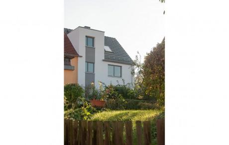 Ansicht aussen 03 | Projekt js33 | egn-Architekten Jena