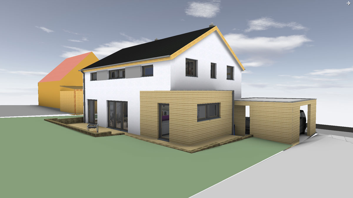projekt da egn architekten jena egn architekten und. Black Bedroom Furniture Sets. Home Design Ideas