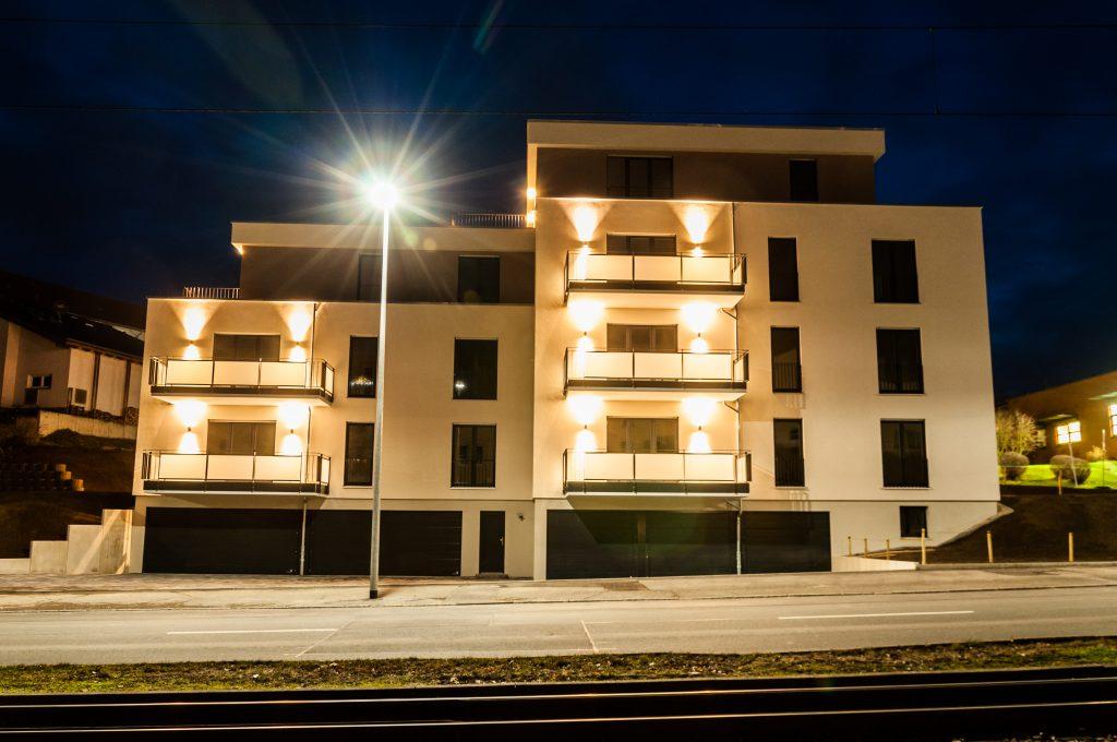 fertigstellung neubau mehrfamilienhaus 7we in jena egn architekten und ingenieure. Black Bedroom Furniture Sets. Home Design Ideas